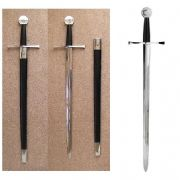 Medieval Knights Re-enactment Sword & Sheath